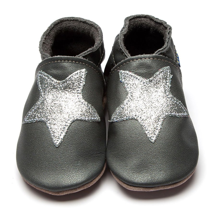Starry Metallic Grey/Glitter