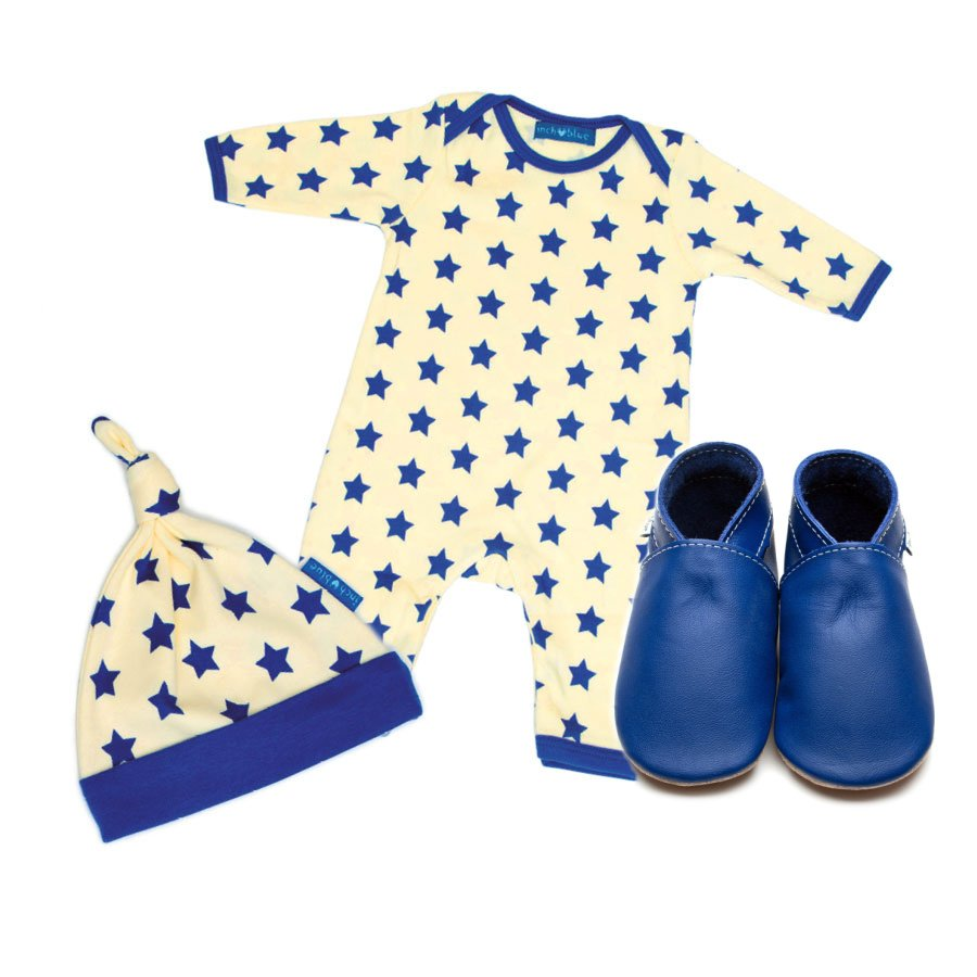 Stardom Babygro, Hat & Shoe Set