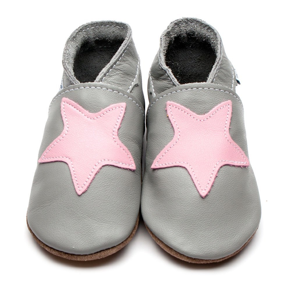 Starry Grey/Baby Pink